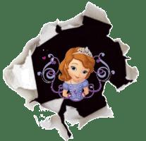 Princesinha Sofia Disney