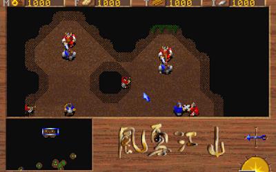 【Dos】風雲江山+過關攻略,懷舊的即時戰略遊戲!