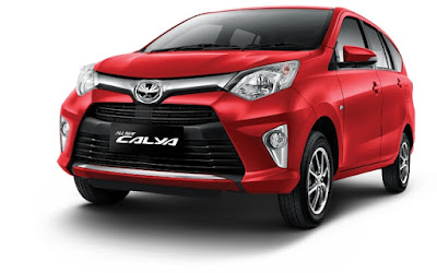 Toyota Calya Mini MPV front look picture