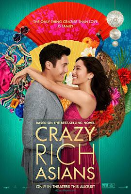 Sinopsis film Crazy Rich Asians