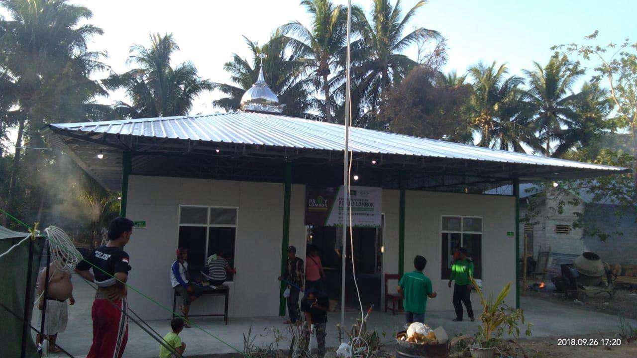 tukang baja ringan lombok masjid di klu jadi nu jateng segera siapkan desain untuk