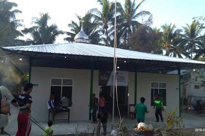 Masjid di KLU Jadi, NU Jateng Segera Siapkan Desain Untuk Masjid Selanjutnya