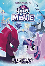 My Little Pony MLP The Movie: The Stormy Road to Canterlot Books