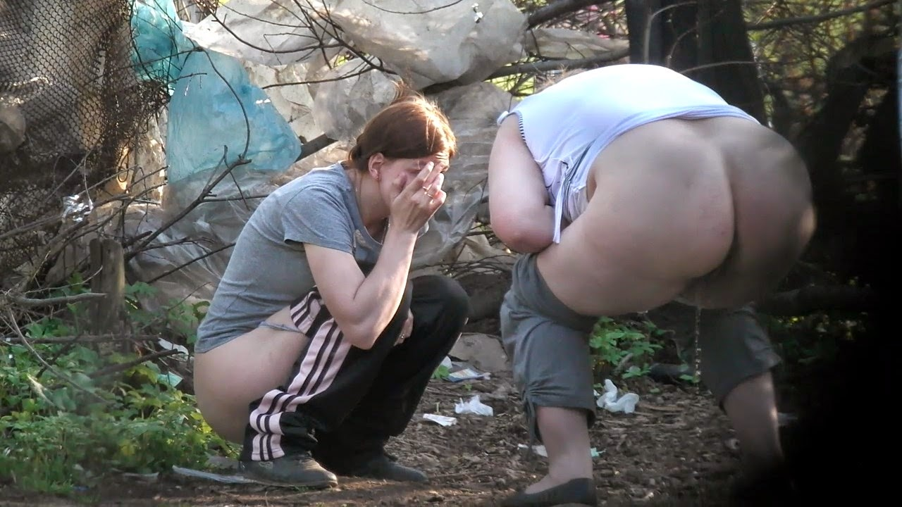 Outdoor pee voyeur videos