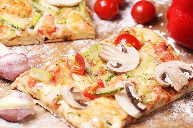 Receta De Relleno Pizzas Con Champiñones