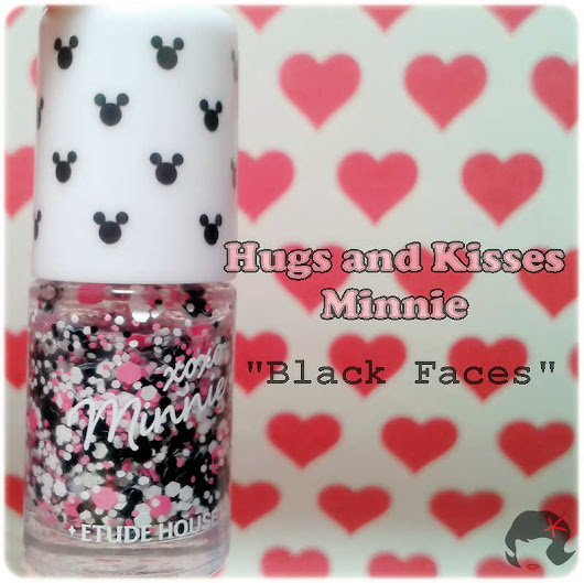 "ETUDE HOUSE - XOXO Minnie ""Black Faces"" ~ by Gladiola"