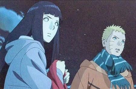 Akhir Cinta Naruto Dan Hinata The Last Naruto The Movie