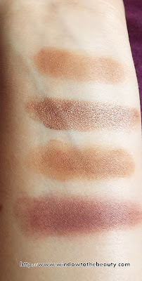 mug makeup geek swatches