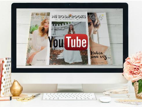 El primer video del Canal de YouTube de Blog Mi Boda