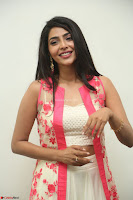 Aishwarya Lekshmi looks stunning in sleeveless deep neck gown with transparent Ethnic jacket ~  Exclusive Celebrities Galleries 083.JPG