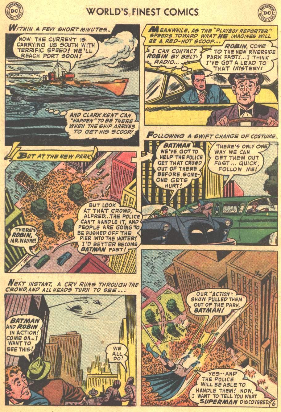 Read online World's Finest Comics comic -  Issue #80 - 8