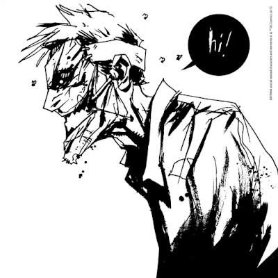 The Joker Letterpress DC Comics Print Set by Jock x Bottleneck Gallery