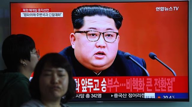 Japan, South Korea welcome North Korea's decision on halting nuclear tests