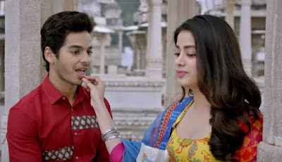 Dhadak Movie Title track Song released now