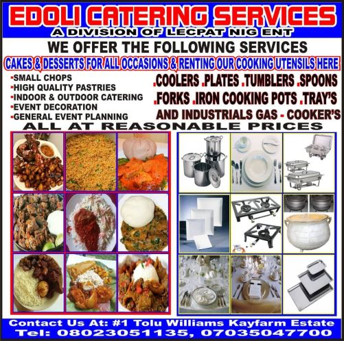 Egoli Catering Services