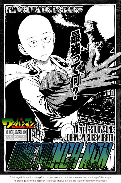 ONE PUNCH MAN CHAPTER 3 page 2