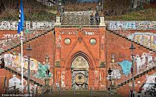 Köhlbrandtreppe Hamburg Altona