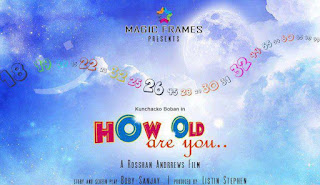 Magic Frames to produce 'How Old Are You' movie