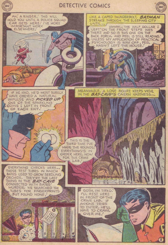 Read online Detective Comics (1937) comic -  Issue #177 - 10