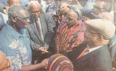 Upayakan Dekolonisasi Untuk Papua, Kepulauan Solomon Akan Tunjuk Utusan Khusus