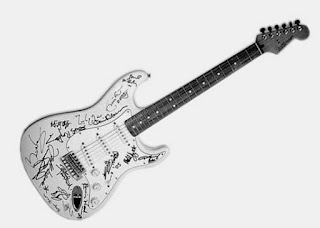 Wow, Inilah gitar termahal yang berharga miliaran hingga triliunan