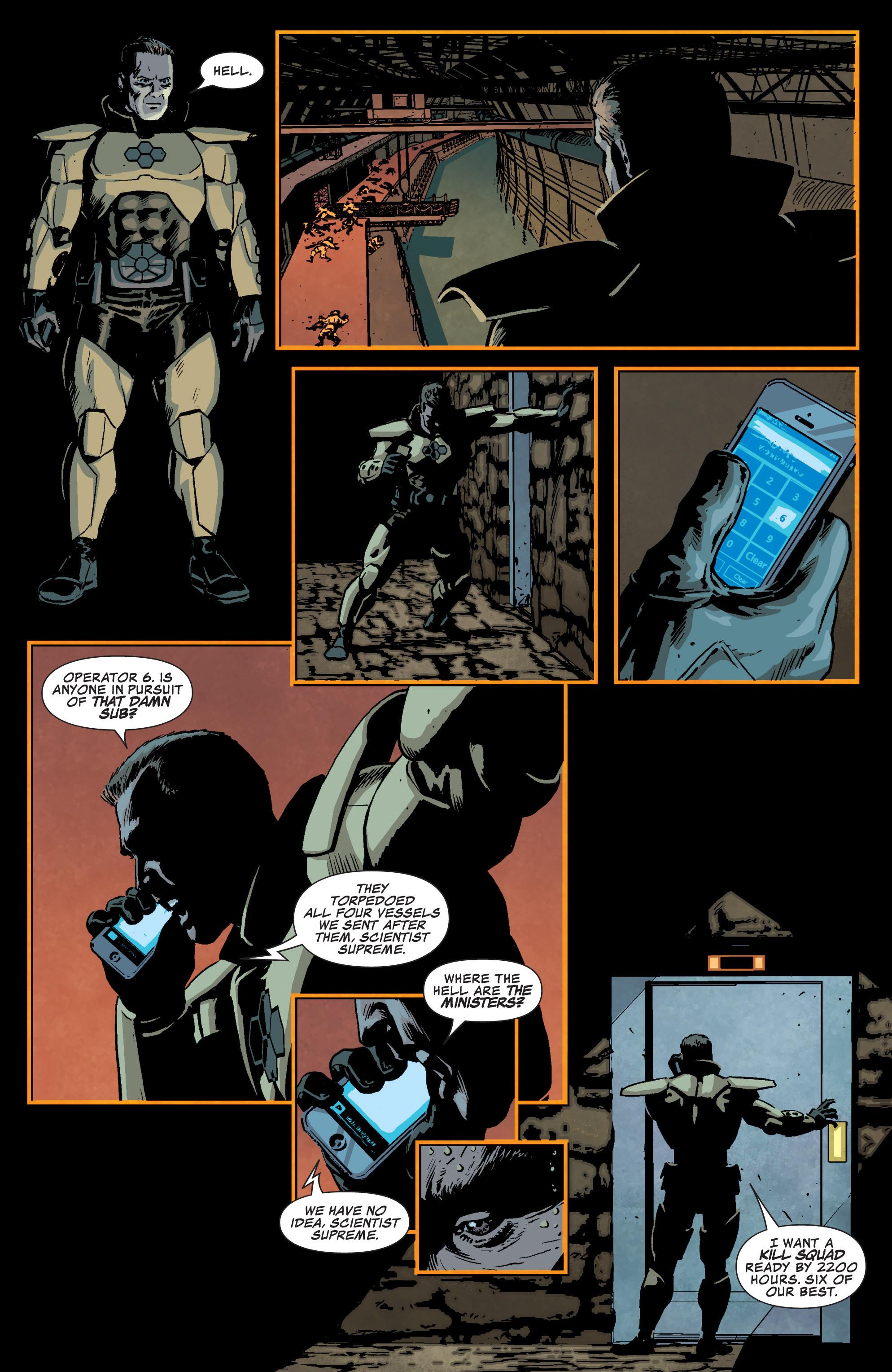 Read online Secret Avengers (2014) comic -  Issue #16 - 4