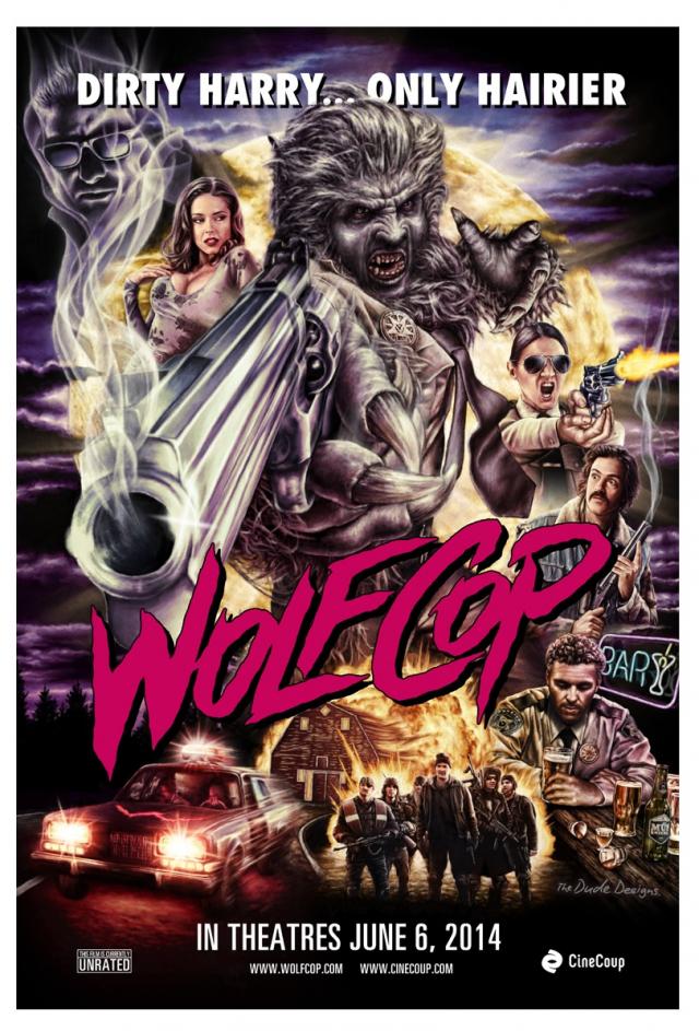 Cảnh Sát Người Sói - WolfCop (2014)