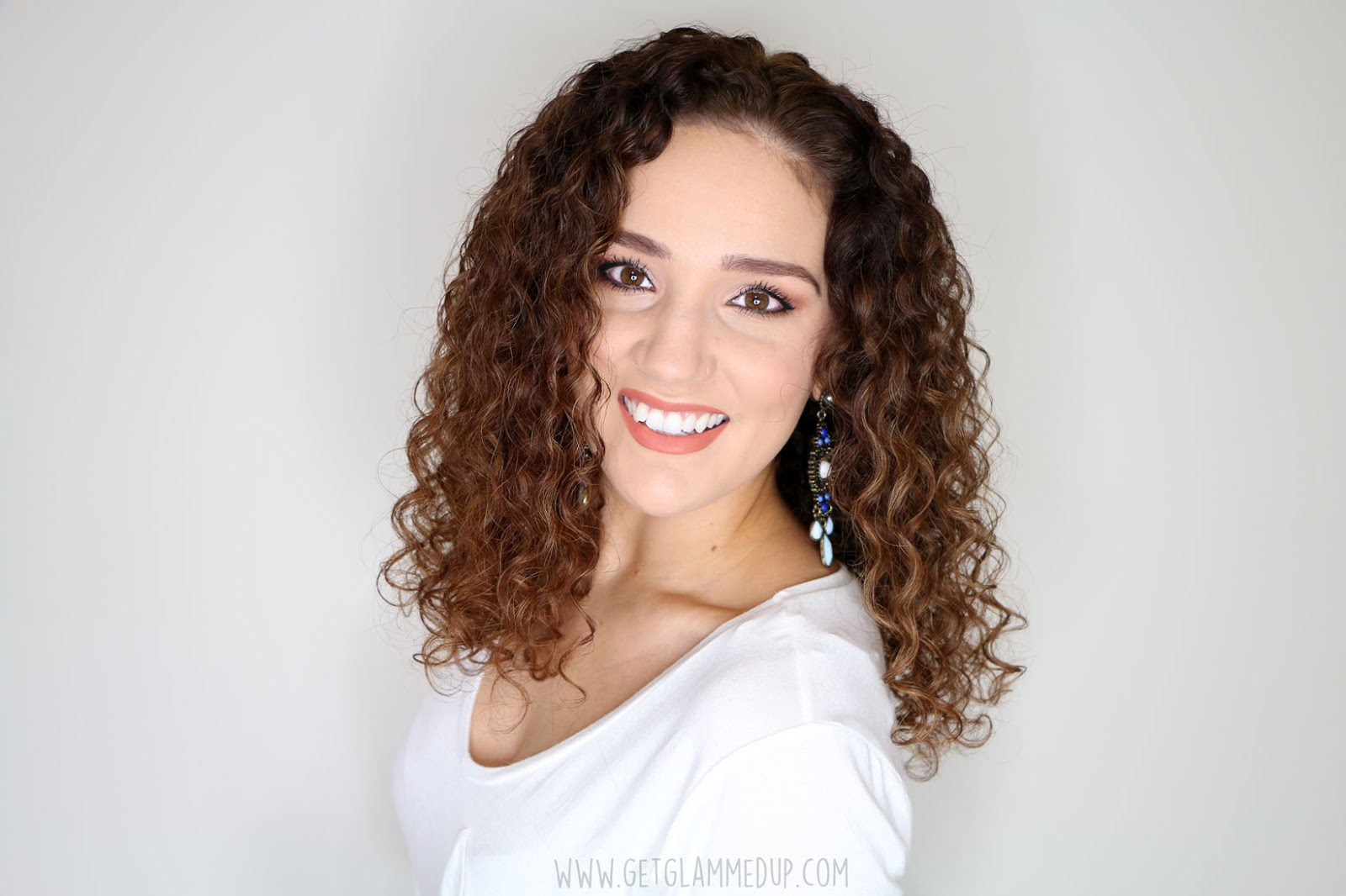 Naturlly Curly Hair Routine