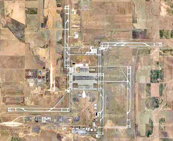 Strait is the gate narrow is the way denver international airport it isnt perfectly symmetrical but it clearly is a swastika what is the nazi connection the dia was built in 1994 which was during the presidency of malvernweather Gallery