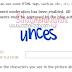 Word Verification perlu ke? | Tutorial hapuskan word verification untuk komen