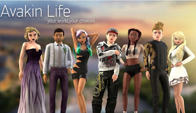 Avakin Life – 3D virtual world Apk for Android (MOD, Free Build/All Items)
