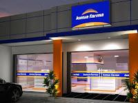 PT Kimia Farma (Persero) Tbk - Recruitment For Property Operation, Maintenance General Support Kimia Farma July 2018