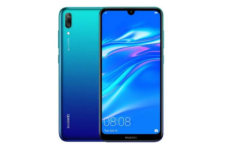 Huawei Y7 Pro 2019 Now Official