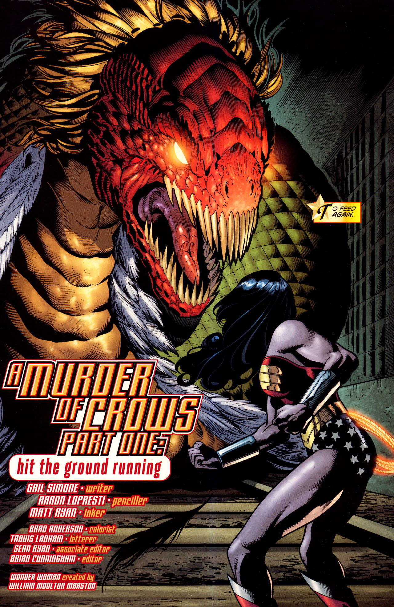 Read online Wonder Woman (2006) comic -  Issue #40 - 3