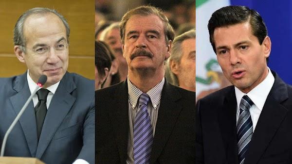 Si Obrador gana en 2018, ¿cuánto perderían los ex presidentes en pensión?