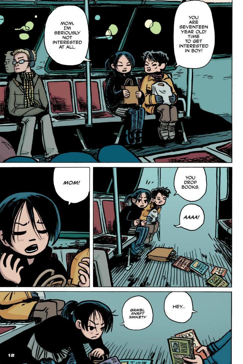 Read online Scott Pilgrim comic -  Issue #1 - 8