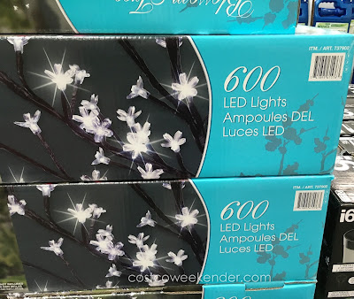 Brighten up any home with the LED Blossom Tree