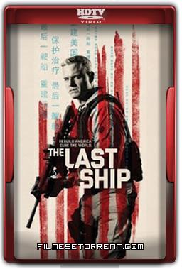 The Last Ship 3ª Temporada Legendado Torrent 2016 HDTV 720p 1080p Download