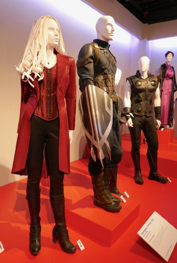 Hollywood Movie Costumes and Props: Avengers: Infinity War
