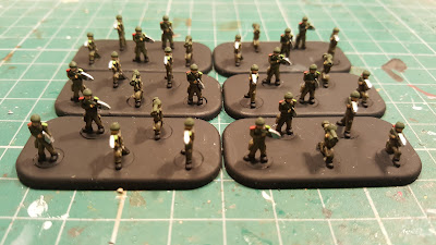 Dropzone Commander Infantry