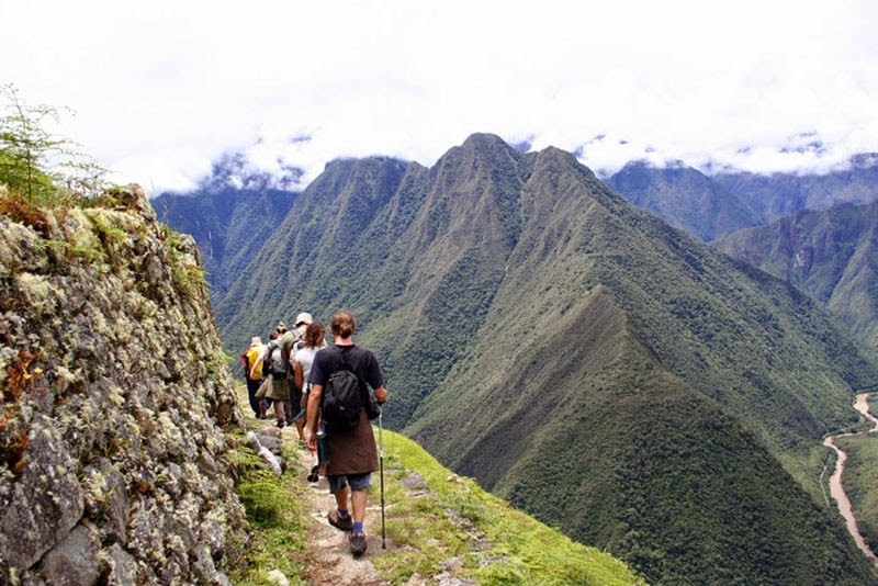 3. The Inca Trail, Peru - 7 Amazing Journeys That Should Be On Your Bucket List