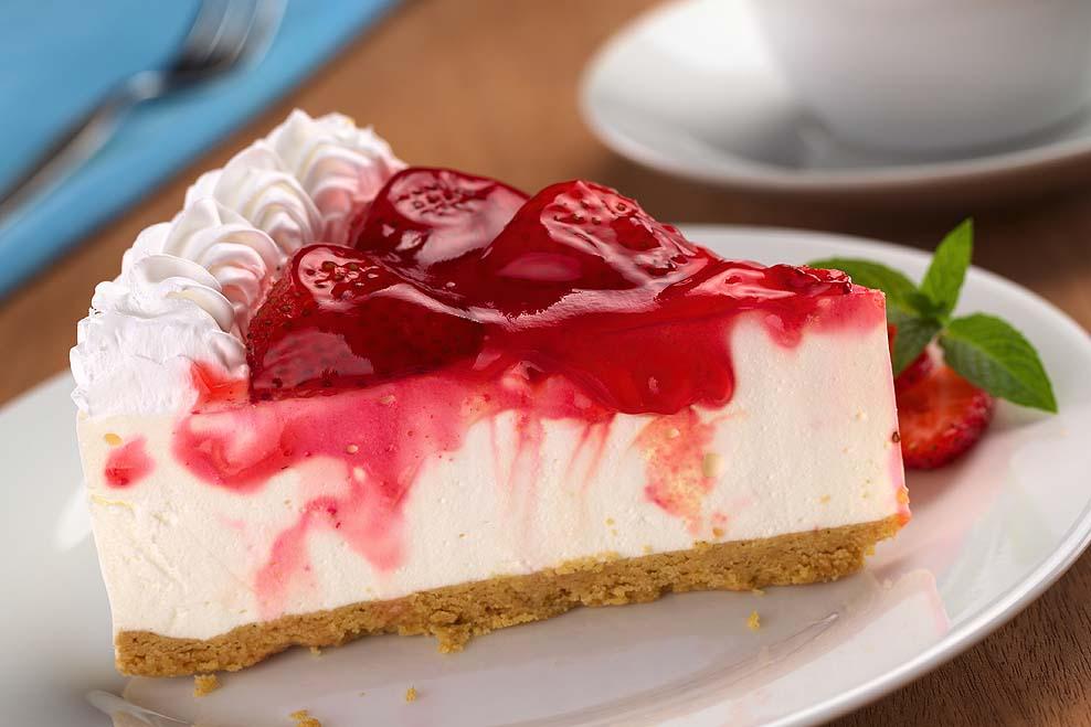 Download Wallpaper Resep Strawberry Cheese Cake Praktis