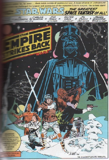 Big Gay Longcat's Big Gay Longblog: The Empire Strikes Back