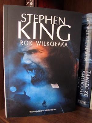 Rok wilkołaka, Stephen King