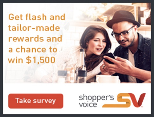 Shopper's Voice 2018 Survey