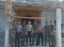 TNI - Polri di Talaud Amankan Jumat Agung Hingga Paskah