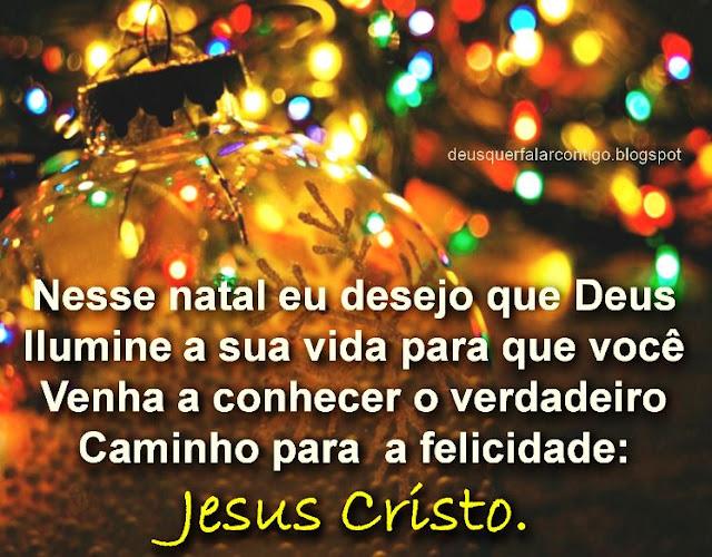 Mensagem de Natal do Gospel