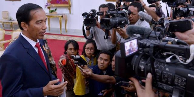 Jokowi Tanda Tangani Perppu Hukuman Kebiri