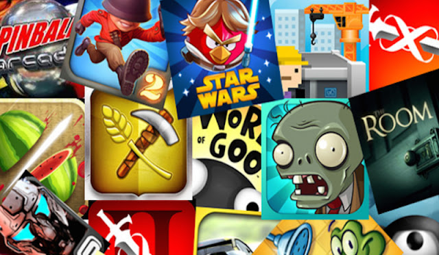The best 5 android games in the world
