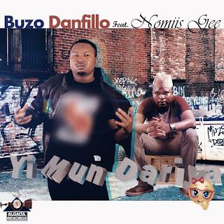 Music Hausa hip hop : Yi mun dariyaby Buzo Danfillo featuring Nomiis Gee